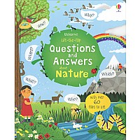Lift-The-Flap Q&A About Nature (Ir)