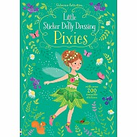 Little Sticker Dolly Dressing: Pixies