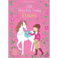 Little Sticker Dolly Dressing: Ponies