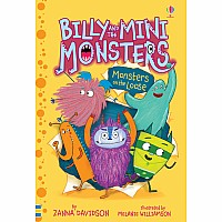 Billy Mini, Monsters On The Loose