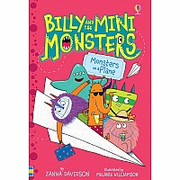 Billy Mini, Monsters On A Plane