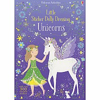 Little Sticker Dolly Dressing Unicorns