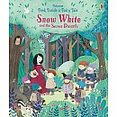 Peek Inside A Fairy Tale: Snow White     And The Seven Dwarfs
