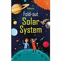 Fold-Out Solar System (Ir)