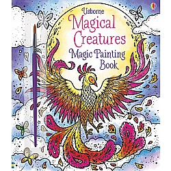 Magic Painting Book, Magical Creatures
