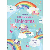 Little Stickers: Unicorns