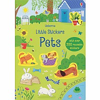 Little Stickers Pets