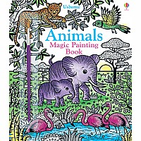 EDC Magic Painting Book, Animals