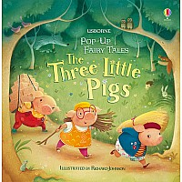 Pop-Up Fairy Tales: Three Little Pigs, The