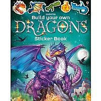EDC Build Your Own Dragons Sticker Book