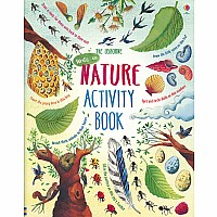 Nature Activity Book (Ir)