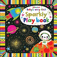Baby'S Very First Sparkly Play Book