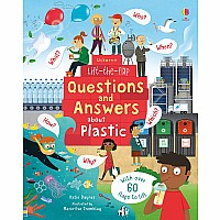 Lift-The-Flap Q&A About Plastic (Ir)