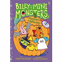 Billy Mini, Monsters At Halloween
