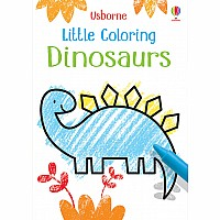 Little Coloring Dinosaurs