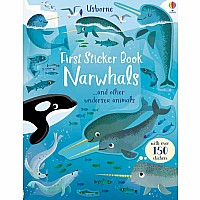 First Sticker Book, Narwhals