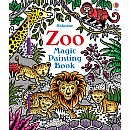 Magic Painting Book, Zoo