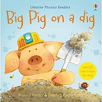Big Pig On A Dig