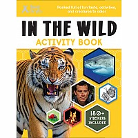 Bear Grylls, In The Wild Activity Book (Cv)