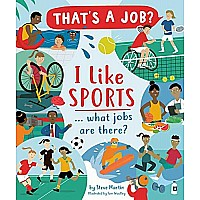 I Like Sports What Jobs Are There?