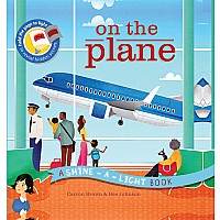 Shine-A-Light Book: On The Plane
