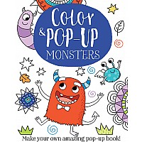 Color & Pop-Up Monsters