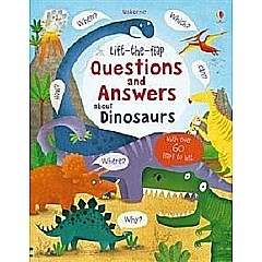 Questions & Answers Dinosaurs IR