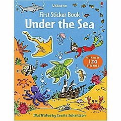 Under the Sea Sticker Book