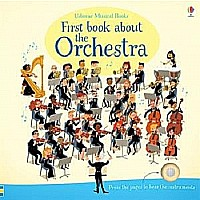 First Book About the Orchestra With Qr Codes