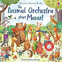 Animal Orchestra Plays Mozart, The (Ir)