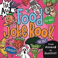 A To Z Food Joke Book, The