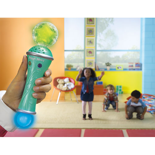 Educational Insights Magic Moves Talking Electronic Wand USA