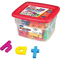 Jumbo Lowercase Alphamagnets (set of 42)