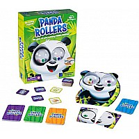 Panda Rollerst, The Game Of Color-Matching Panda-Monium!