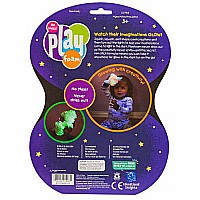 Playfoam Glow In The Dark 4-Pack