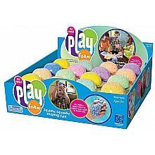 Playfoam Individual Pod Display (64 pods in 8 colors)
