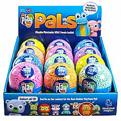 Playfoam Pals
