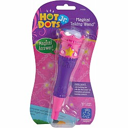 Hot Dots Jr. Magical Talking Wand