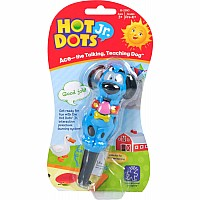 Ace  the Talking, Teaching Dog Pen For Hot Dots Jr.