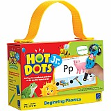 Hot Dots Jr. - Beginning Phonics