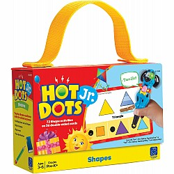 Hot Dots Jr Cards  Shapes