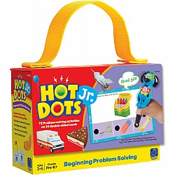 Hot Dots Jr Cards  Problem Solving