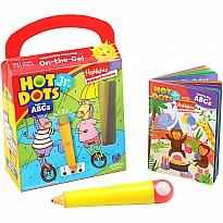 Hot Dots Jr. Highlights On-The-Go! Learn My Abc's With Highlights