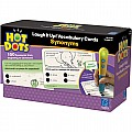 Hot Dots Laugh It Up! Synonyms Interactive Learning Cards