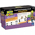 Hot Dots Laugh It Up!-Homophones Interactive Learning Cards