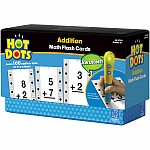 Addition (Hot Dots Flash Cards)