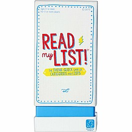 Read My List! Game