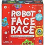 Robot Face Race Game