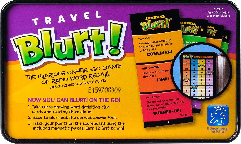 Travel Blurt Educational Insights