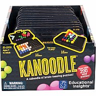 Kanoodle  Counter Display Of 12